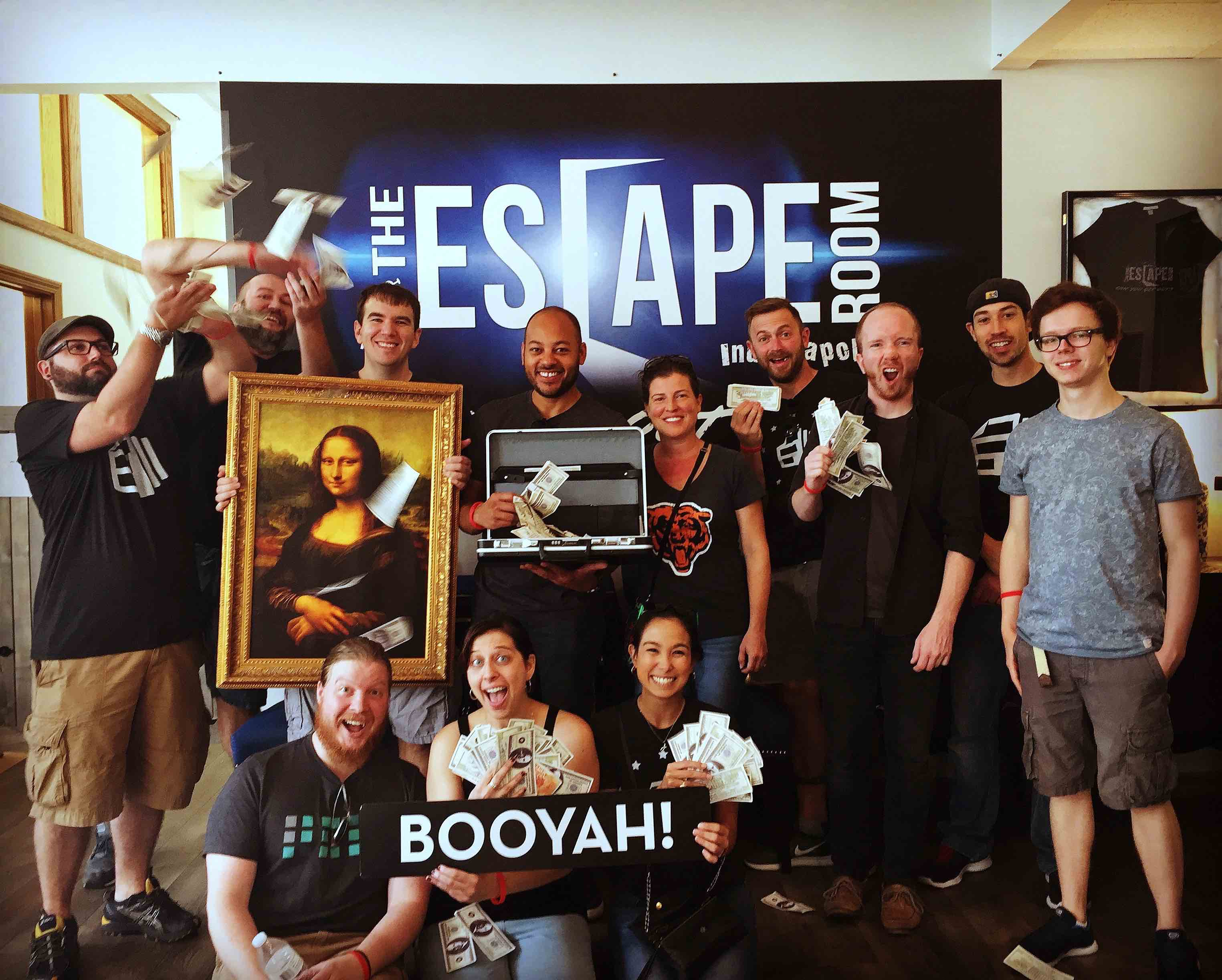Formstack at Escape Room Indianapolis
