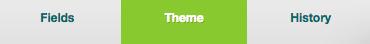 Form Themes Tab