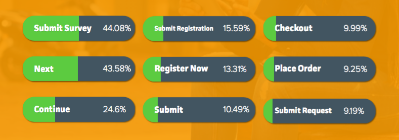 Strong CTA Buttons for Lead Generation Form