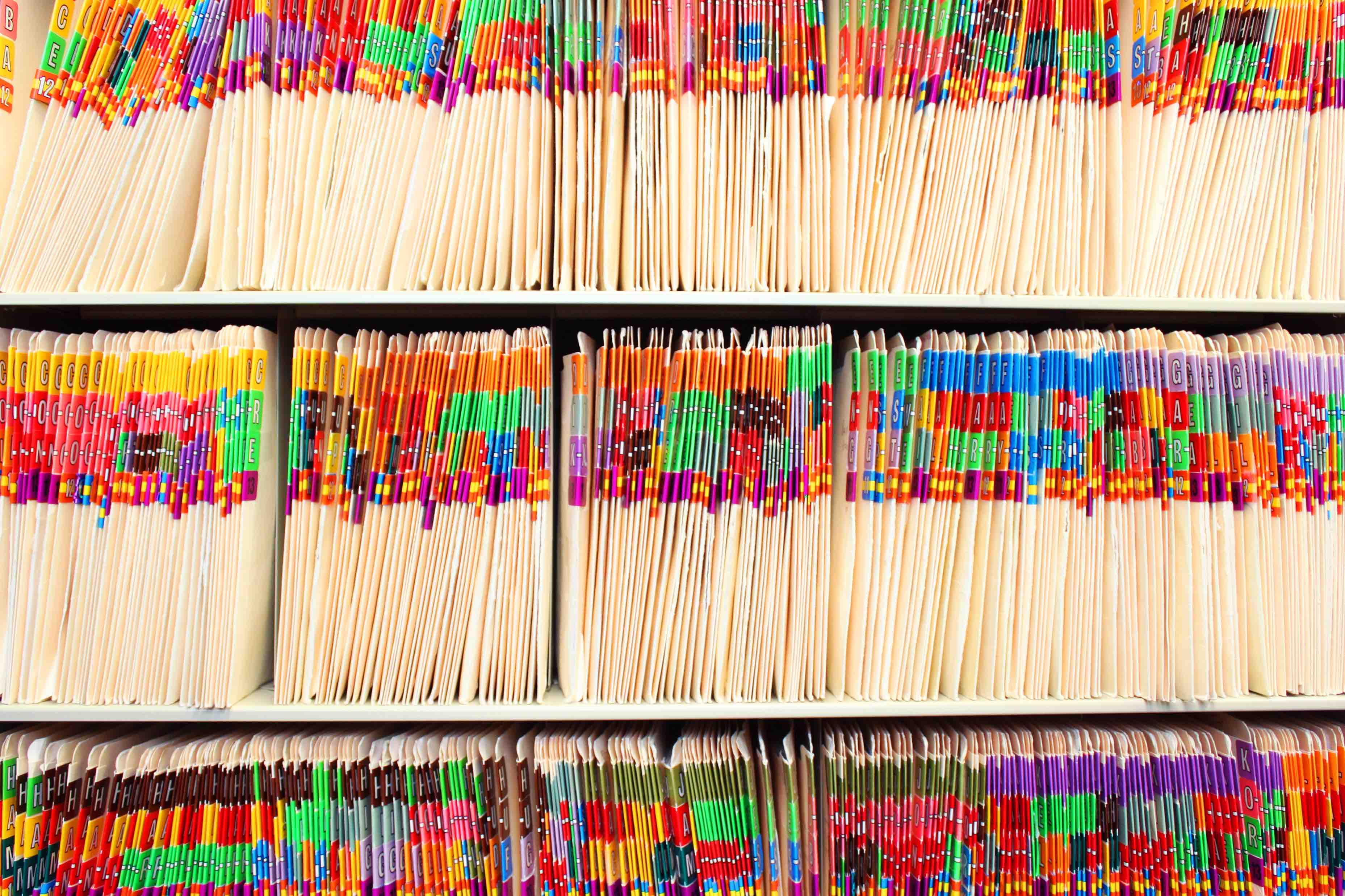 Medical Paper Files