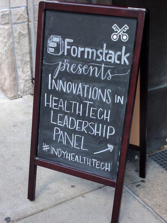 Healthcare Tech Panel Event