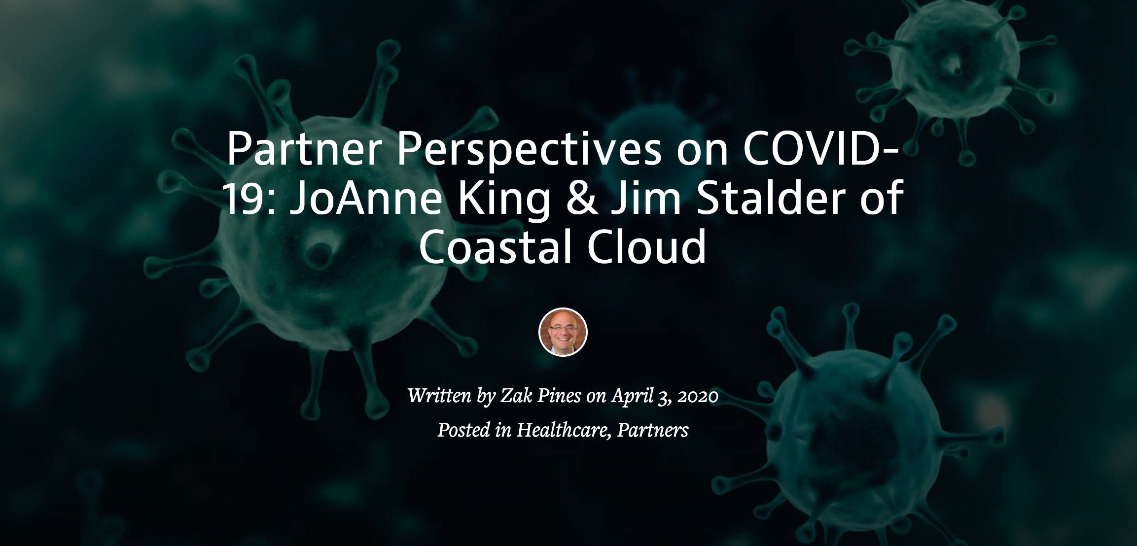 Partner Perspectives on COVID-19