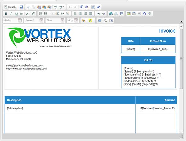 Create Customized Invoices From Xero