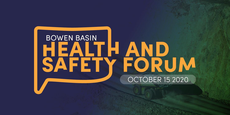 Bowen Basin Health & Safety Forum
