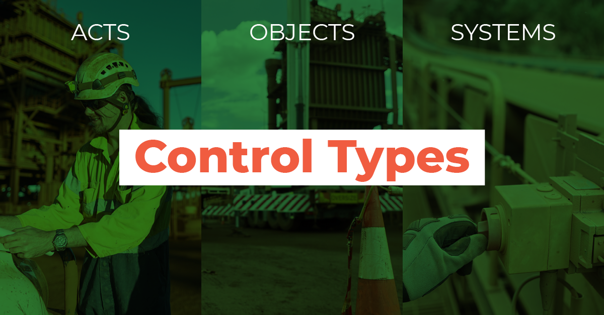 What is a safety control type
