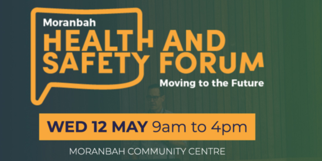 2021 Foro de Salud y Seguridad de Moranbah