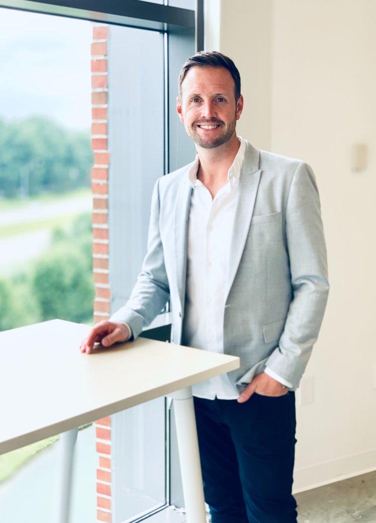 Fintech startup CEO Dan Snyder