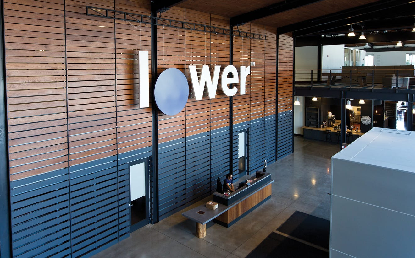 Lower.com is growing into new headquarters, located in New Albany.