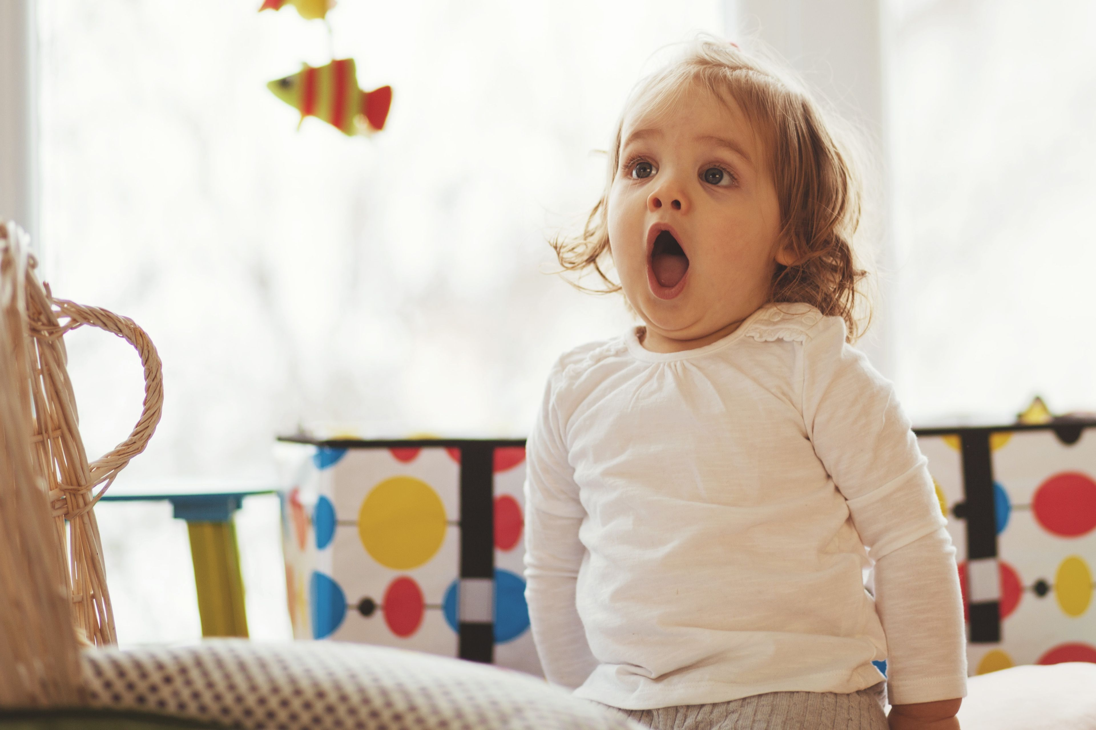 Suprised child. How Refinancing Affects Your Credit Score.