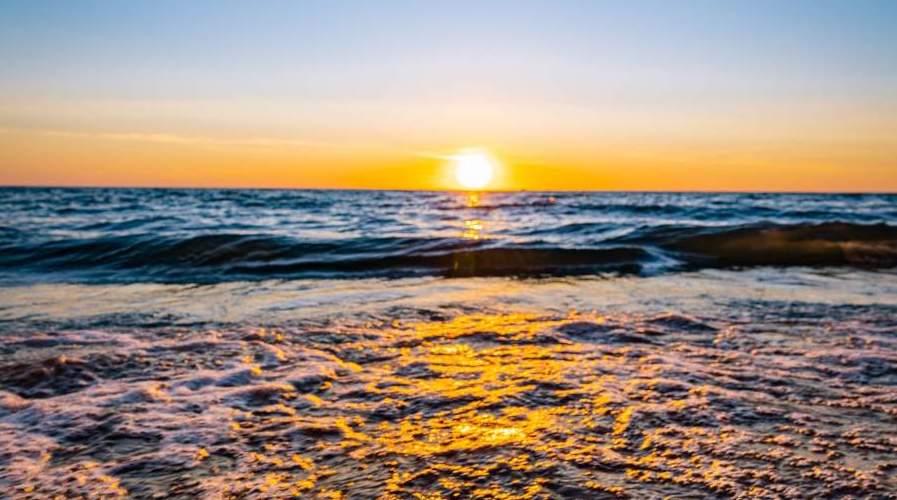 shore at saugatuck michigan