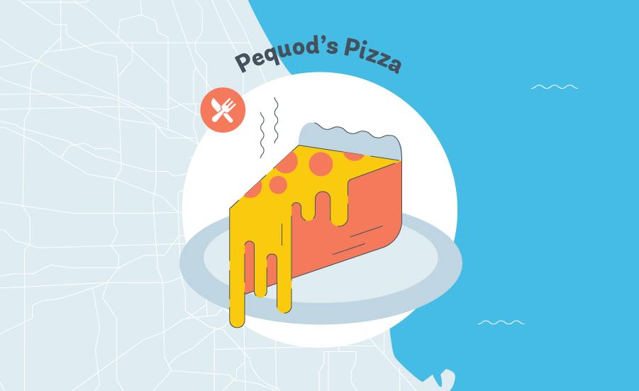 Pequod's Pizza Graphic