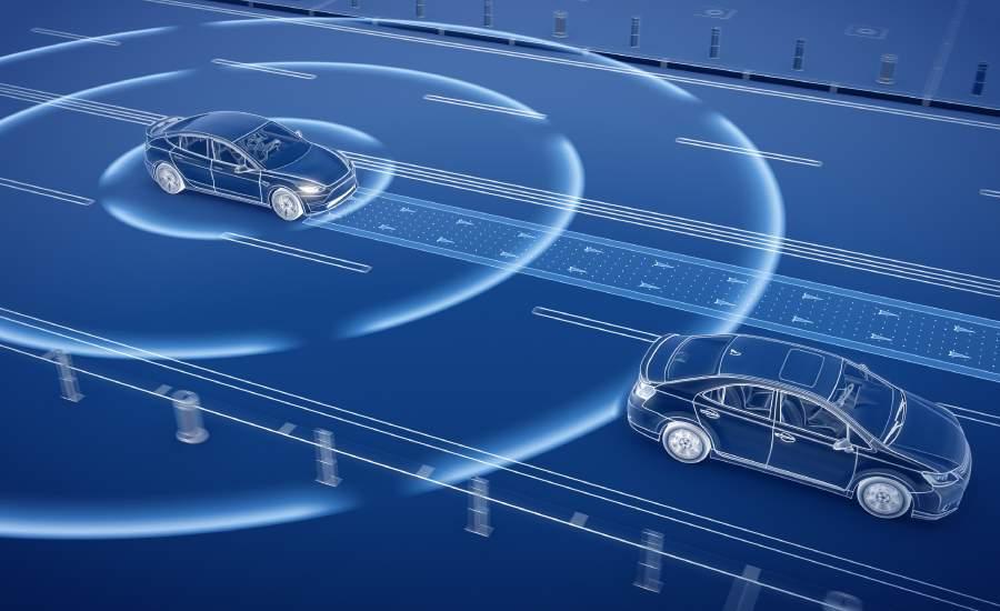 car sensing technology
