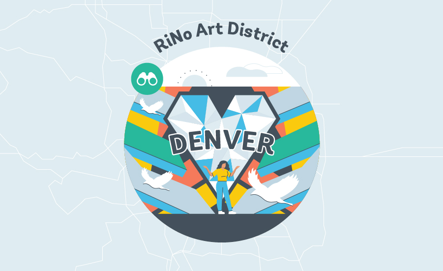 RiNo Art District Graphic