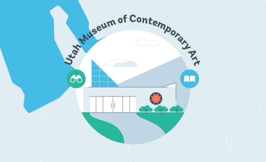 Utah Museum of Contemporary Art Graphic