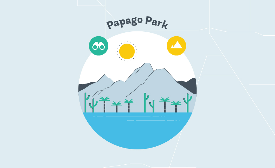 Papago Park Graphic