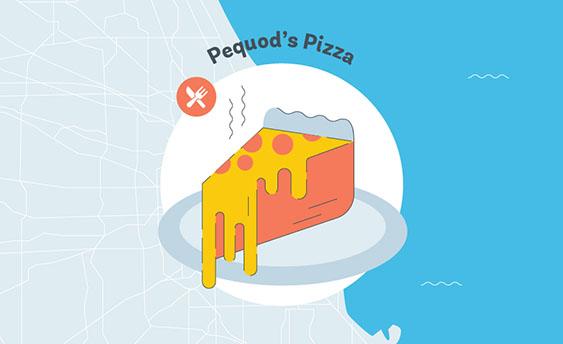 pequods pizza graphic