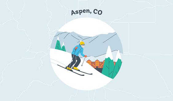 aspen co graphic