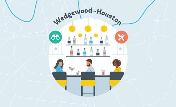 wedgewood houston graphic