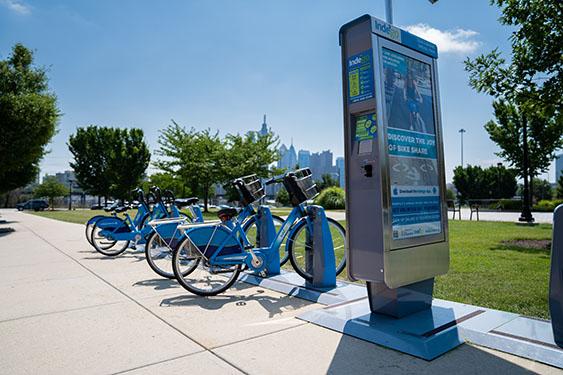 bike sharing in philadelphia