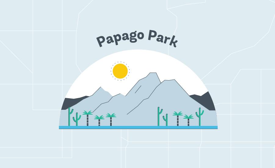 Papago Park Graphic