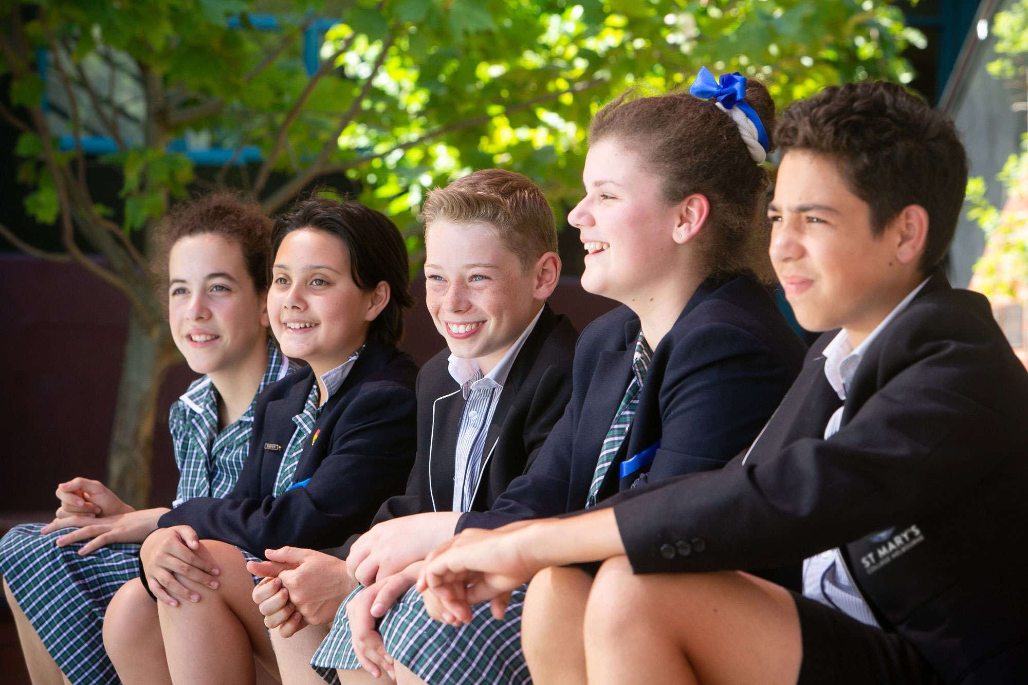 Co-education | St Mary's College Melbourne