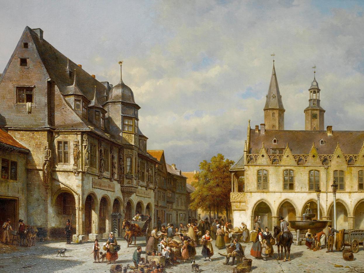 Jacques Carabain, English Market