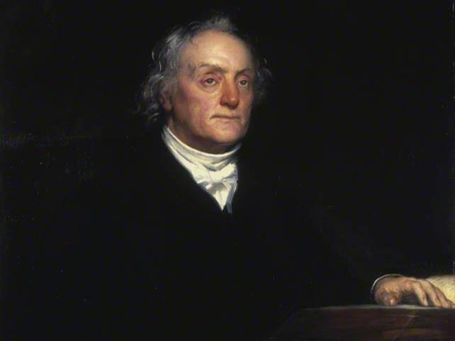 Thomas Duncan, Thomas Chalmers (c.1840)
