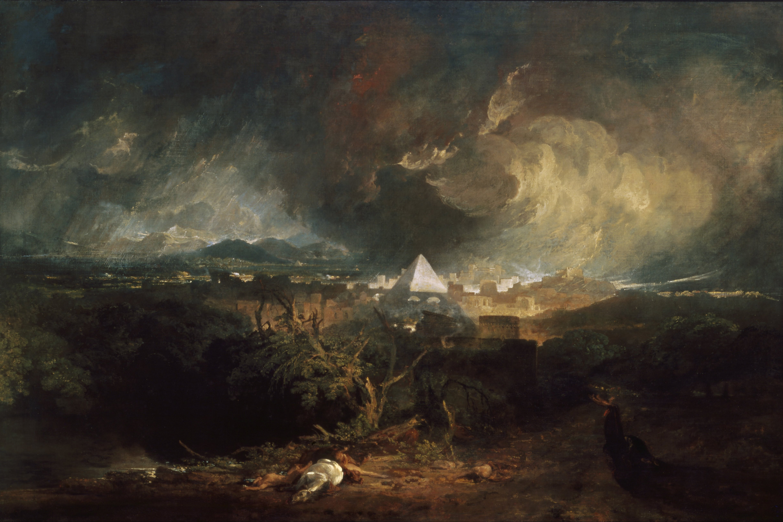Joseph Mallord Painting