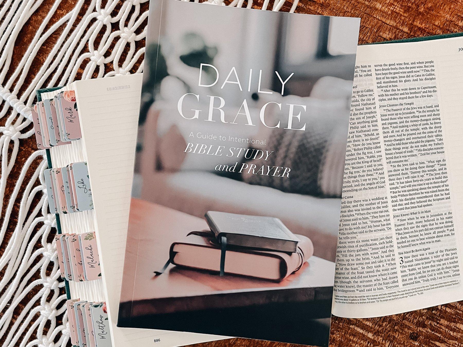 Daily Grace Co Bible Study