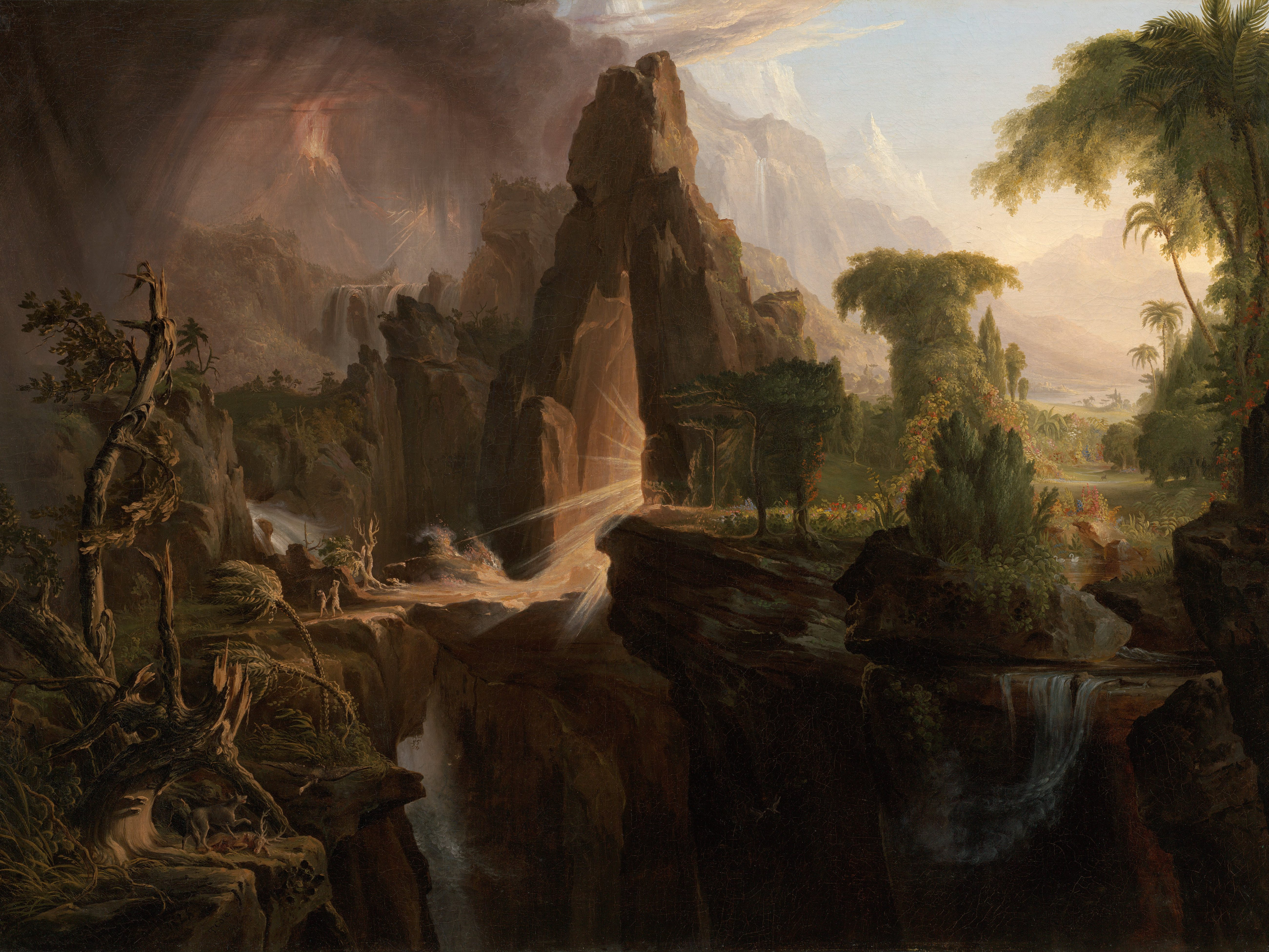 Thomas Cole, Expulsion from Eden