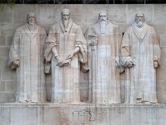 Reformation Monument, Geneva