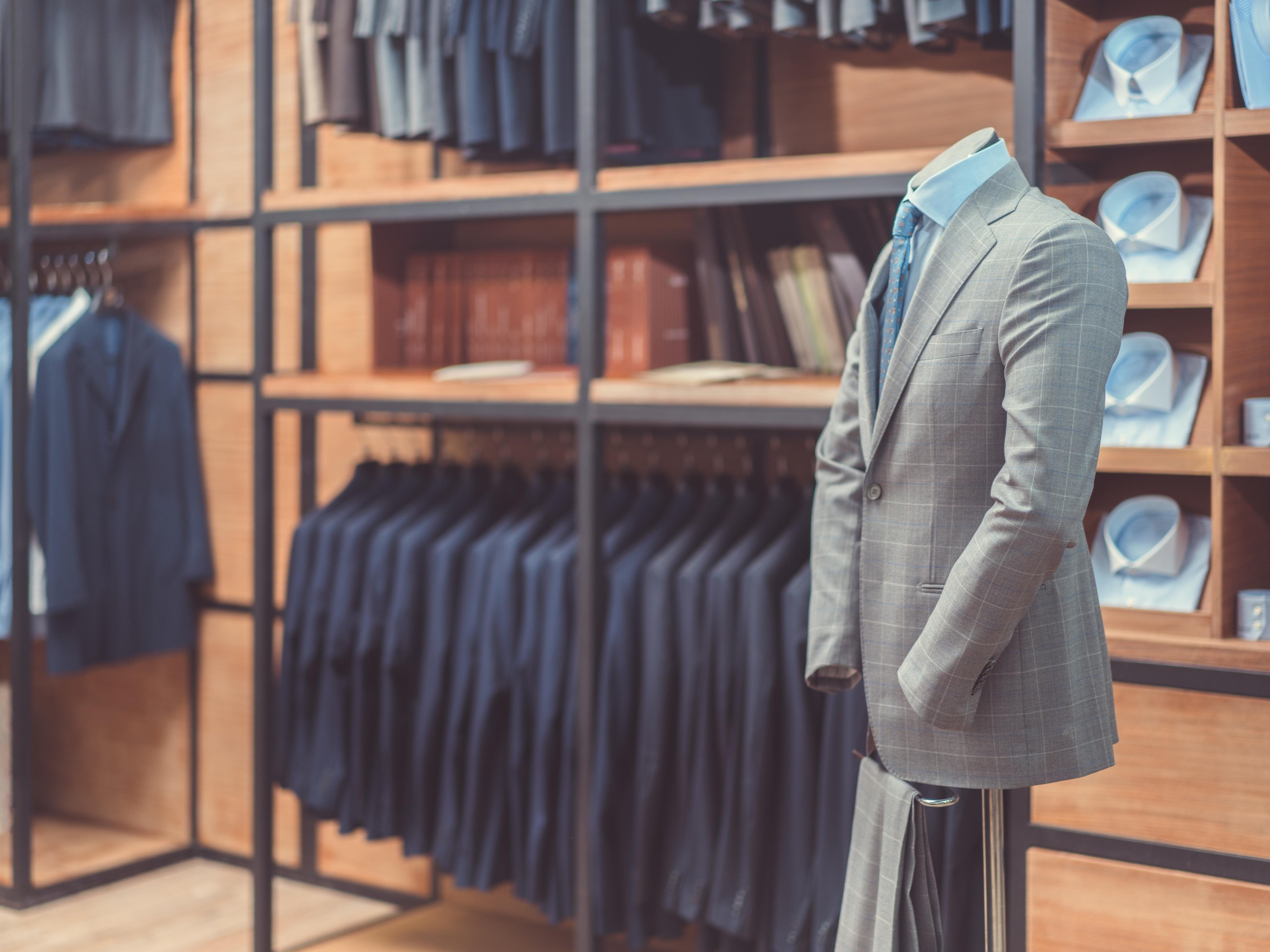 Suits in Studio, Envato