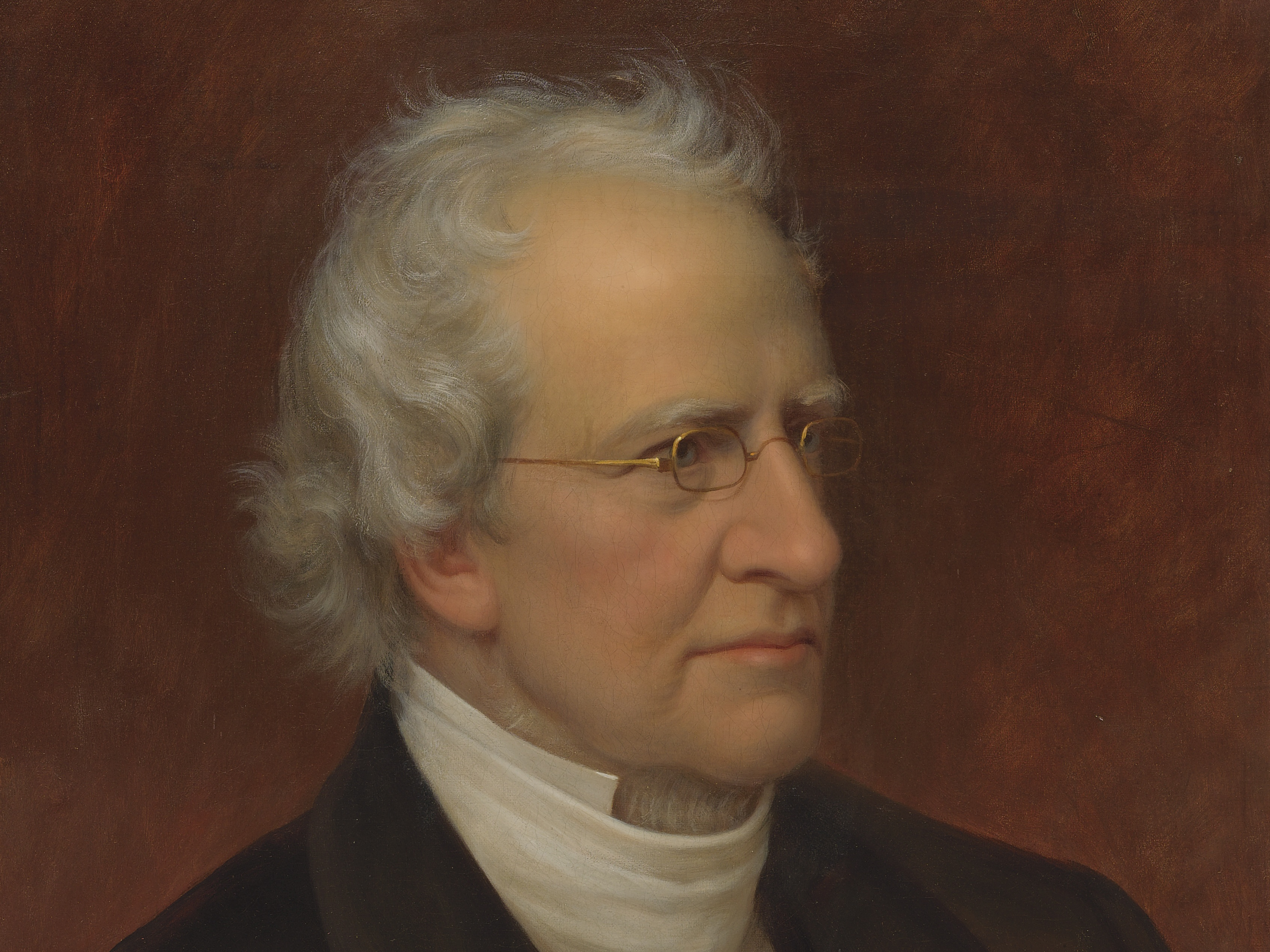 Portrait of Charles Hodge