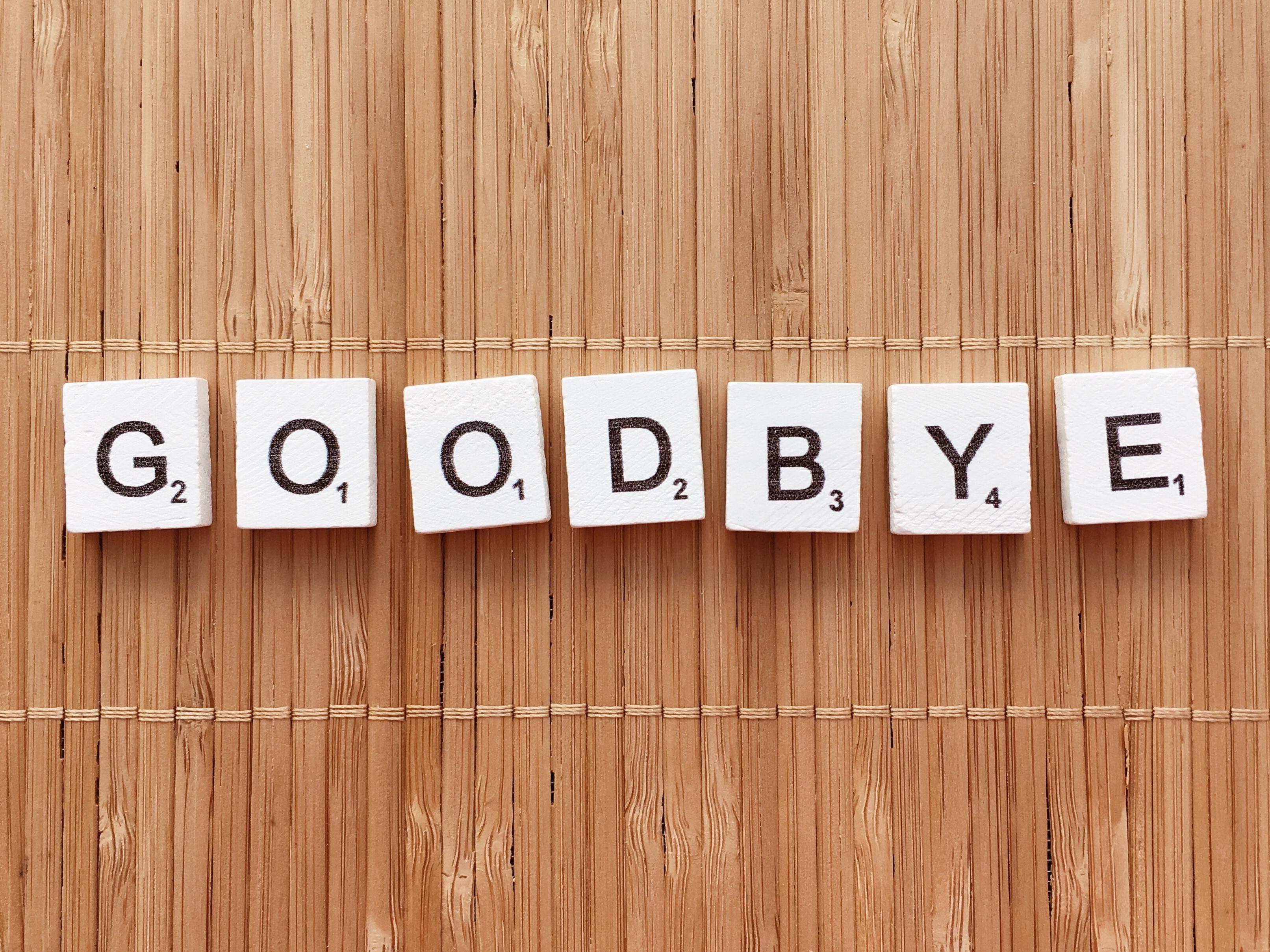 Envato, Goodbye