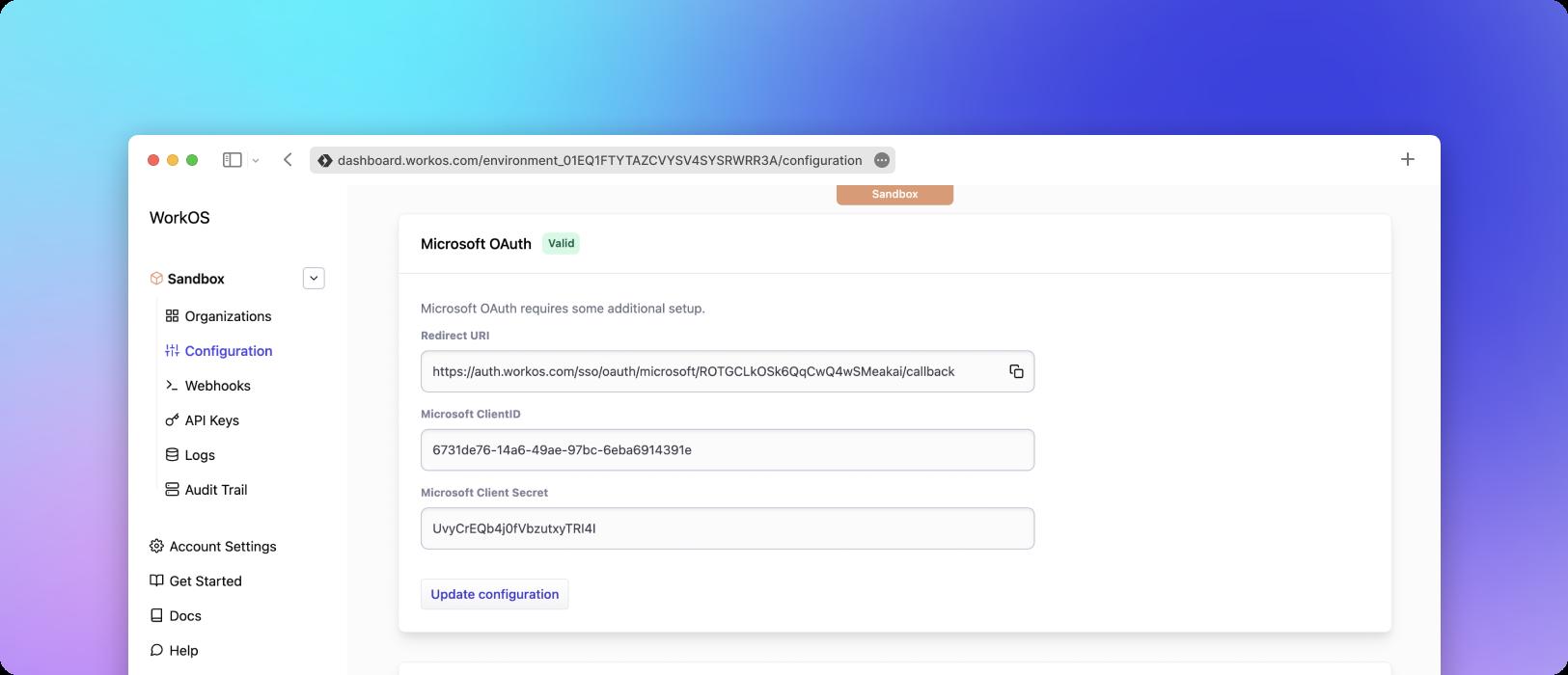New integrations: HiBob & Microsoft OAuth