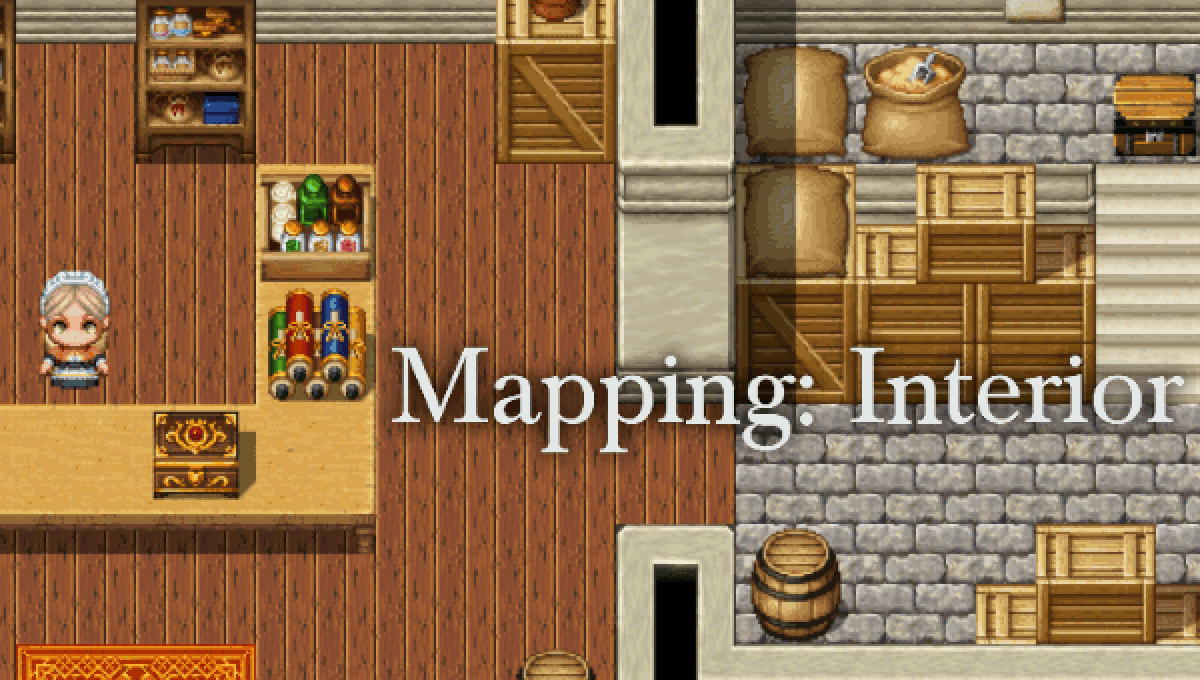 Tutorial - Mapping: Interior