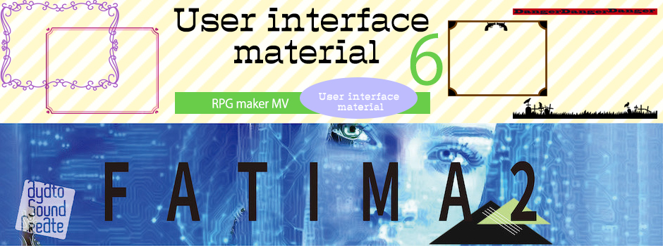 New Releases - User Interface Material 6, FATIMA 2