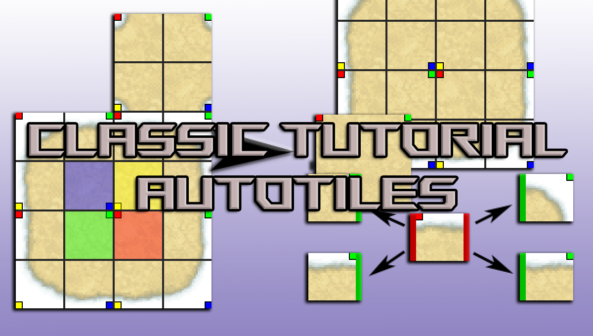 Classic Tutorial: How Autotiles Work