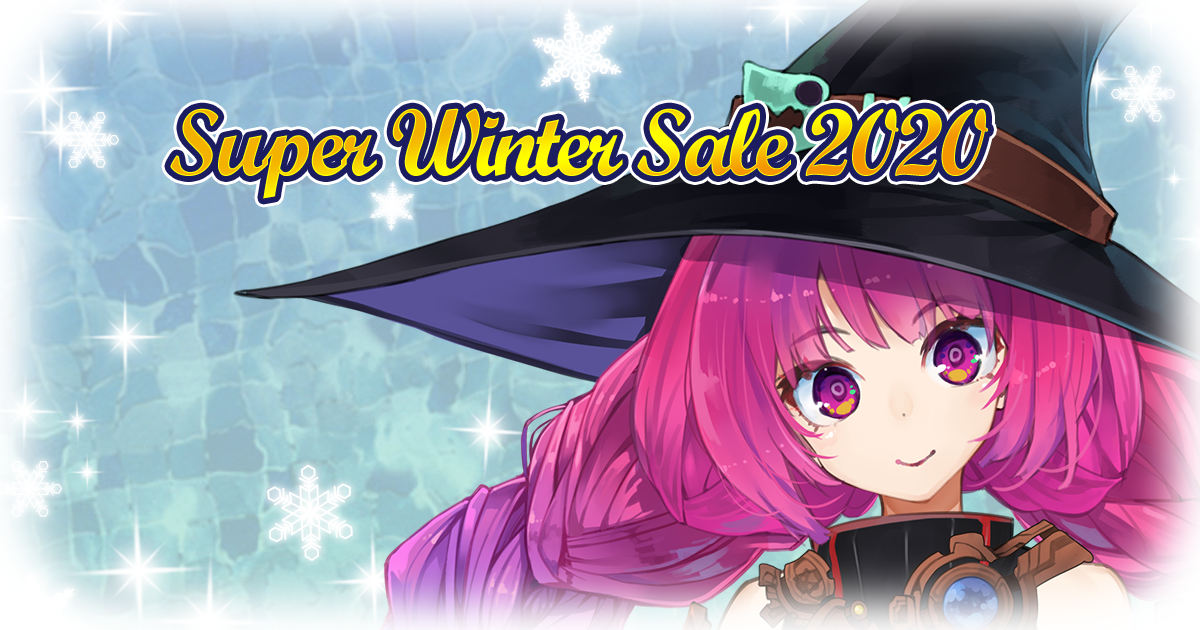 A Tale of Two Winter Sales!