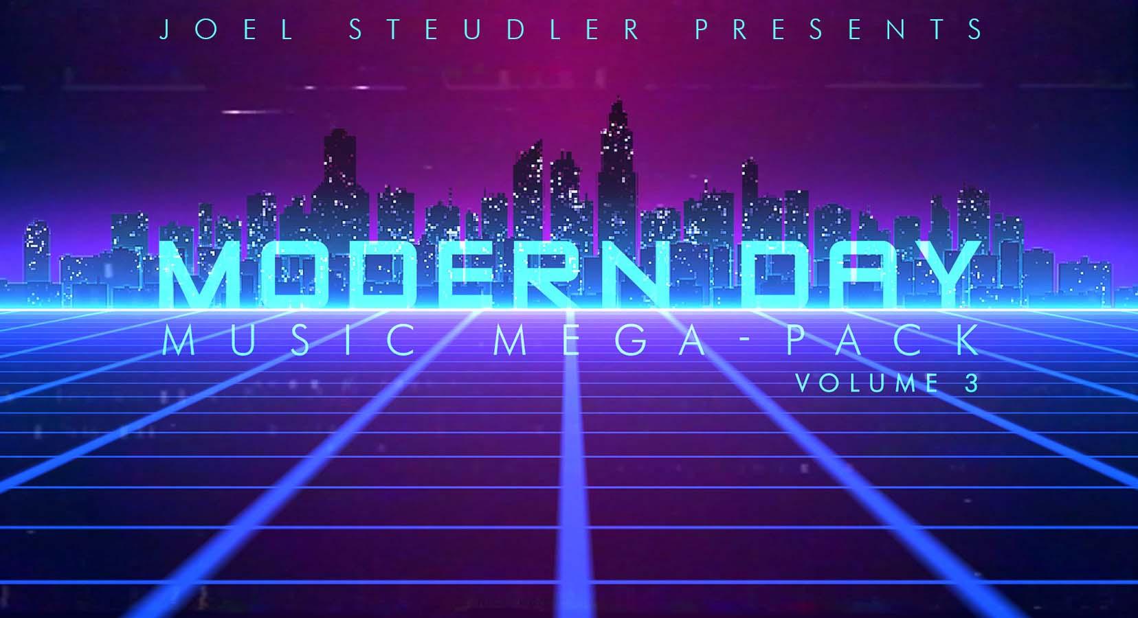 Modern Day Music Mega-Pack Vol 03