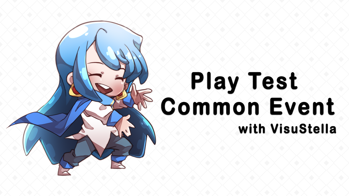 Play Test Common Event