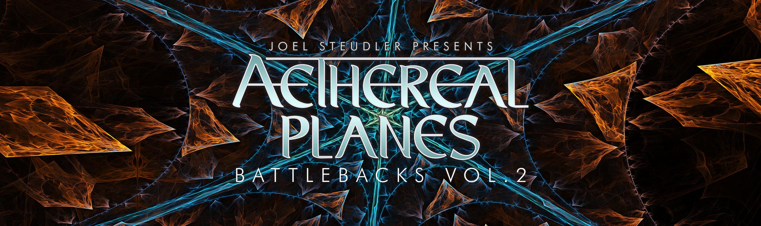 Aethereal Planes Battlebacks Vol 2