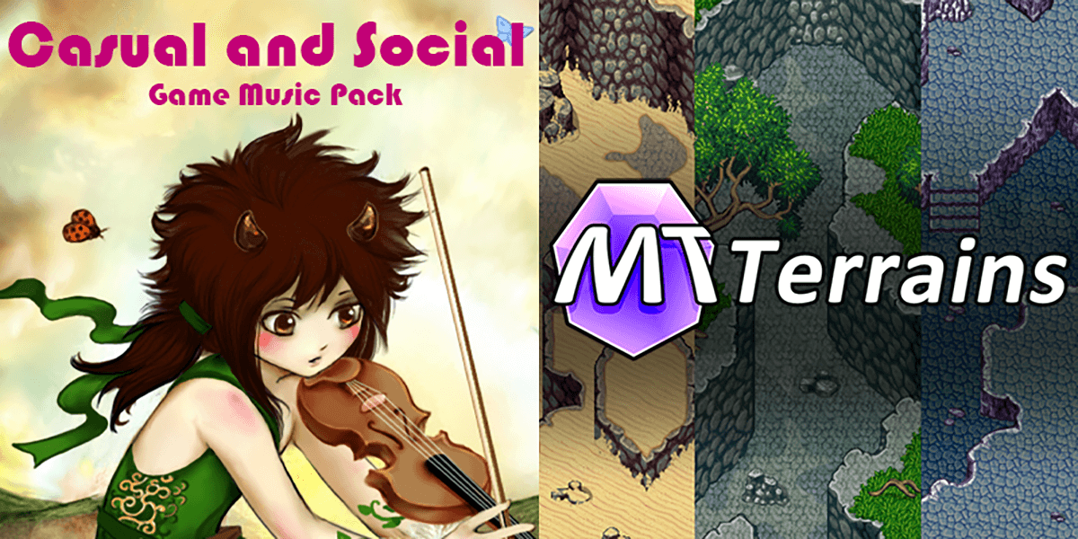 New Releases: MT Terrains, Casual And Social Games