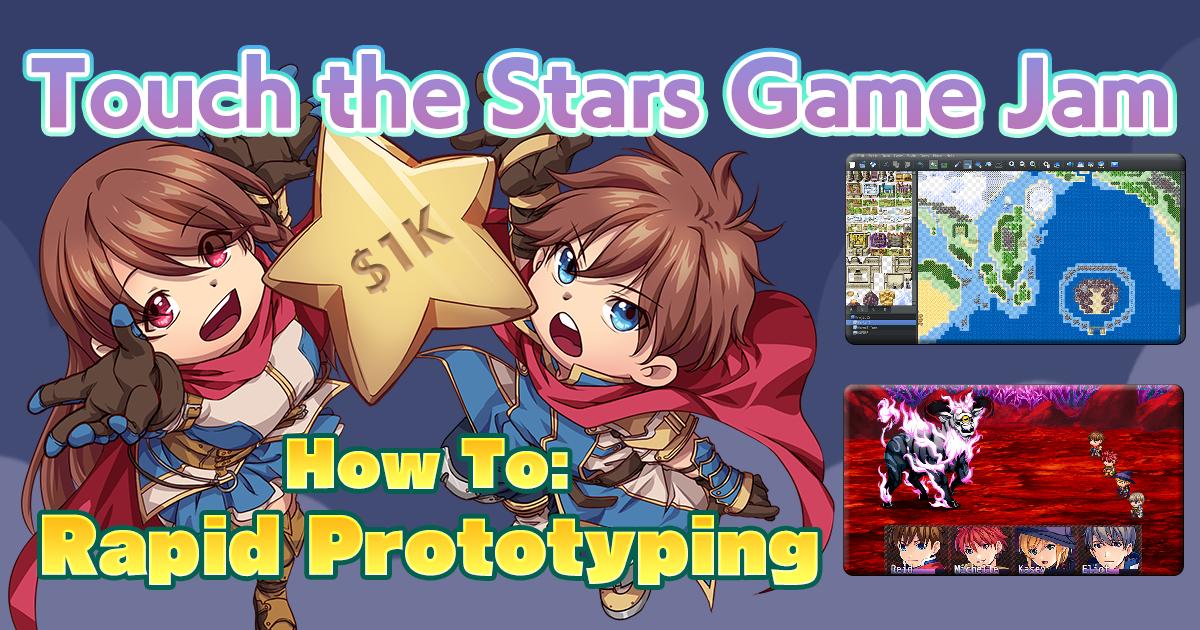 5 Ways to Rapid Prototype Your Game