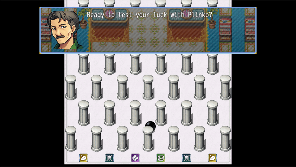 Test Your Luck: Eventing a Plinko Minigame