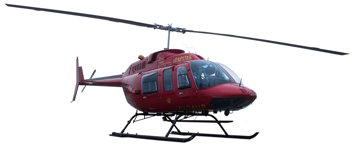 Capital Helicopters's Bell 206L LongRanger