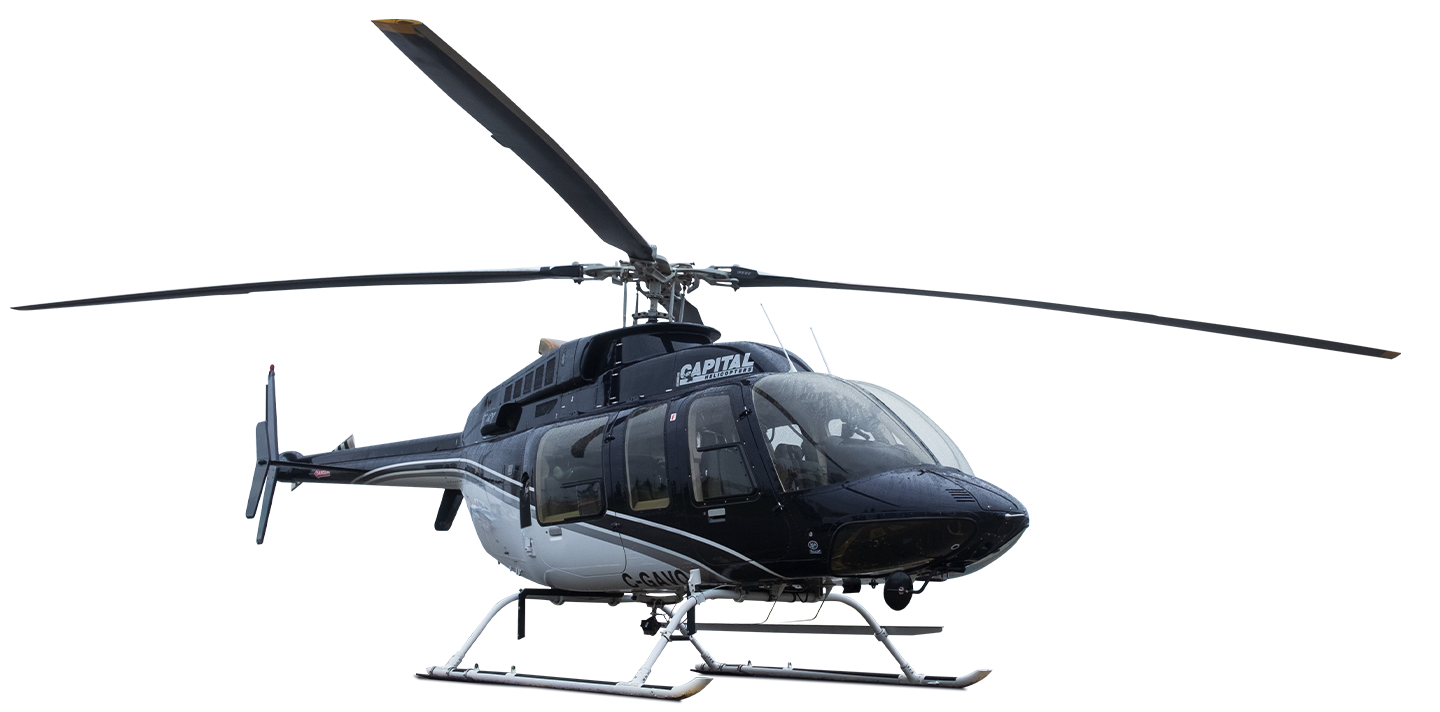 Capital Helicopters's Bell 407