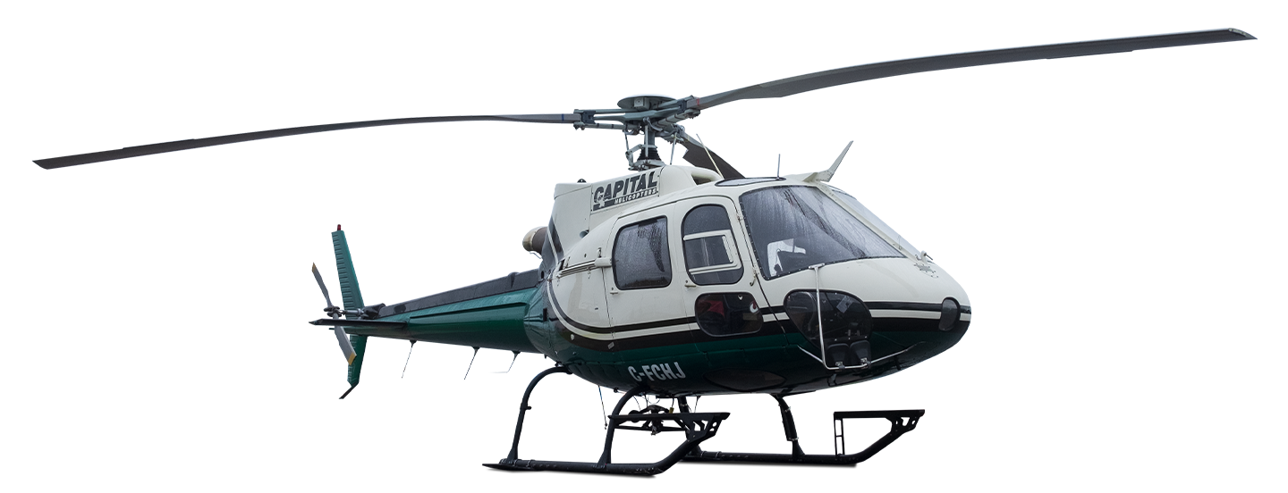 Capital Helicopters's Airbus AS350 B2