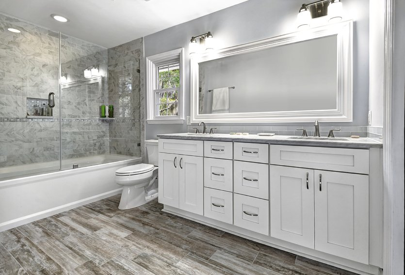 bathroom remodelers California