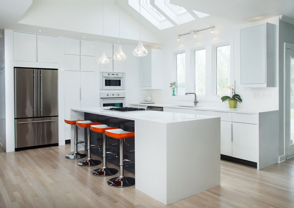 countertops for kitchen California